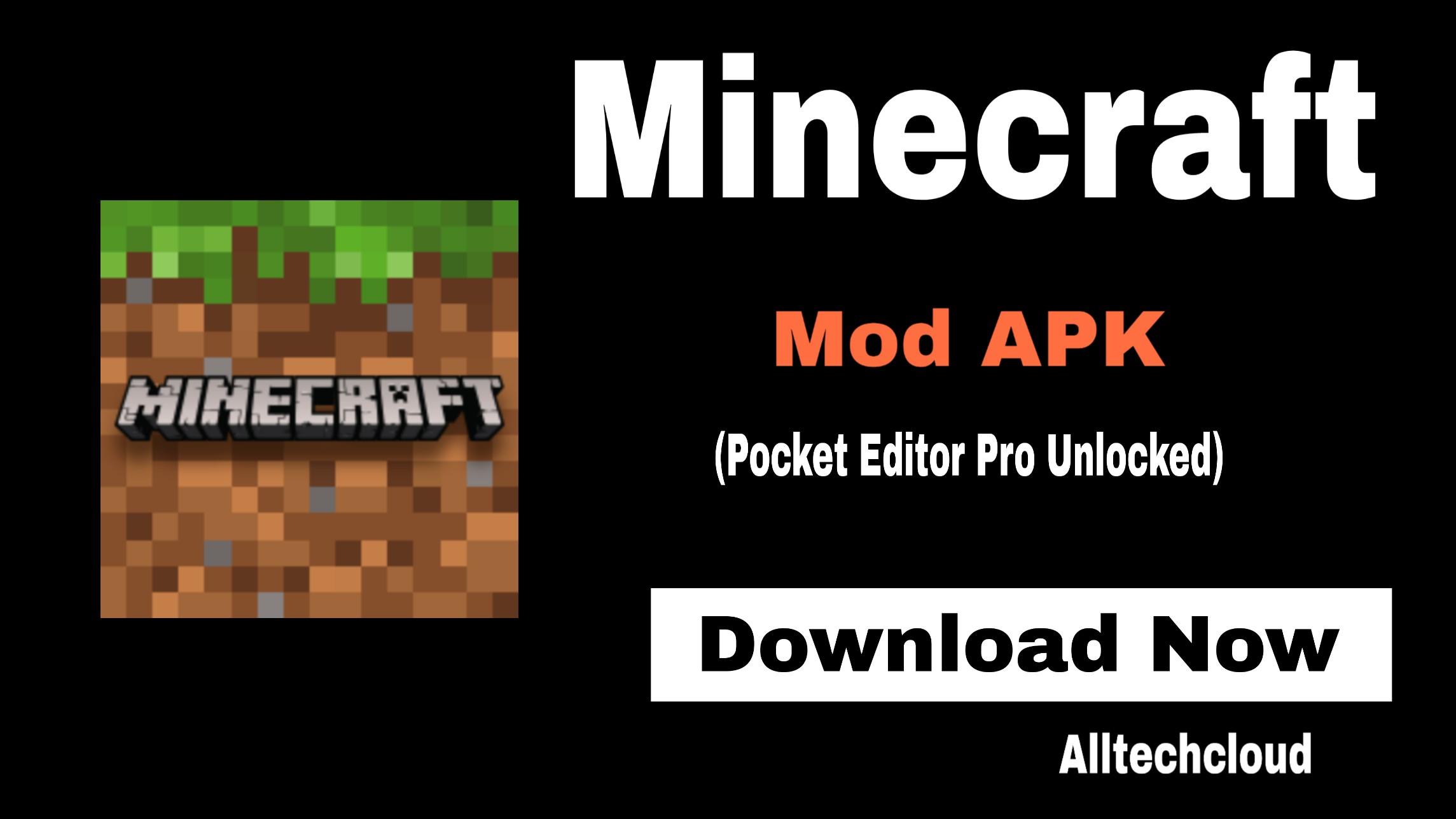 Minecraft Mod APK v1.17.20.21 Download (Premium Unlocked) 2021