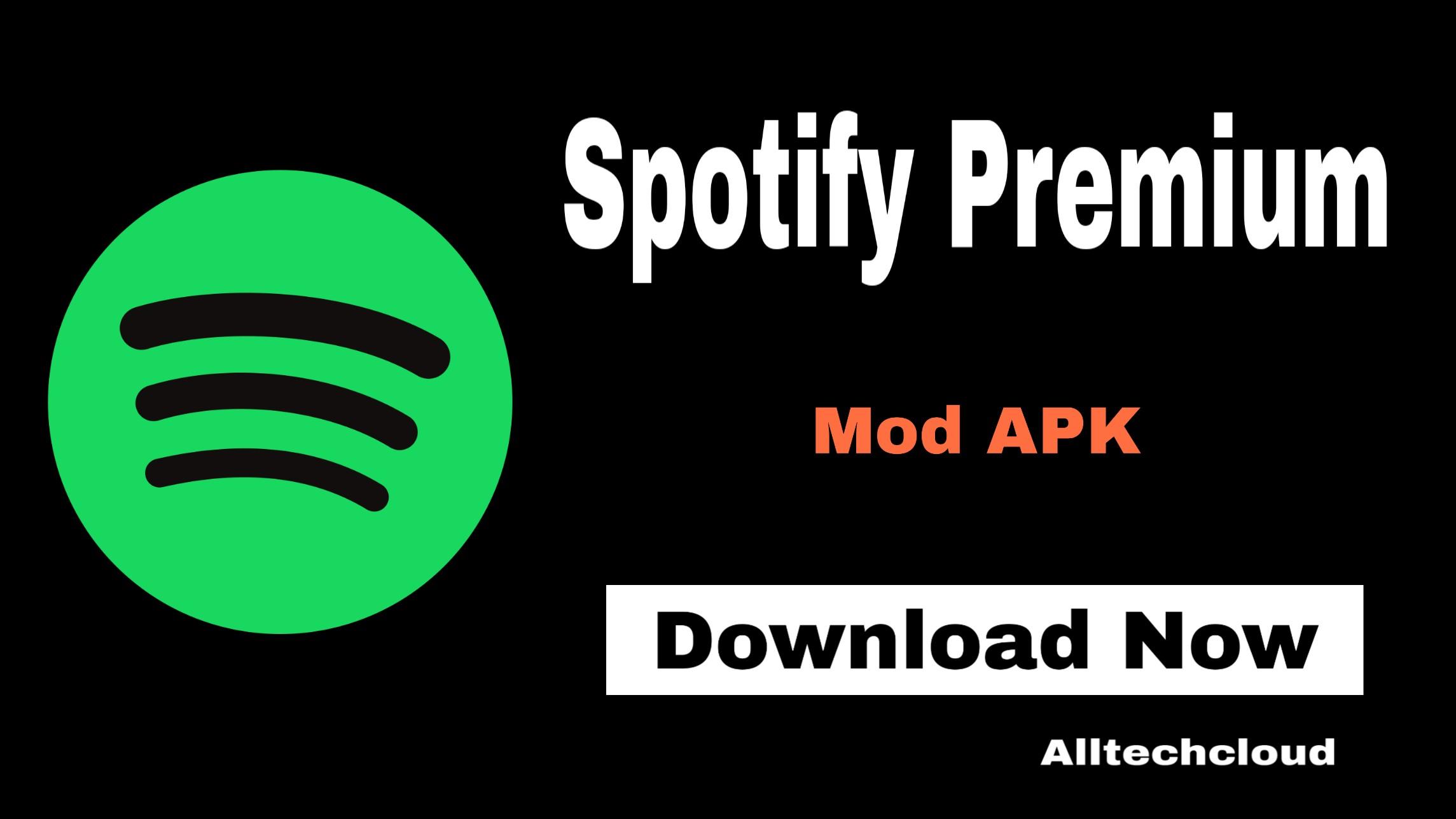 Spotify Premium Mod Apk (Latest Version)