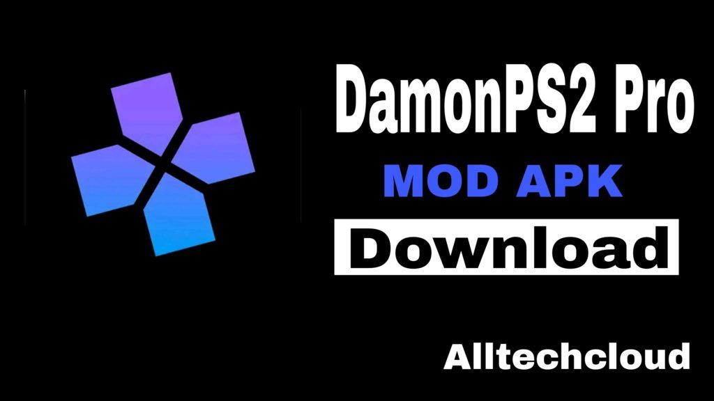 DamonPS2 PRO APK