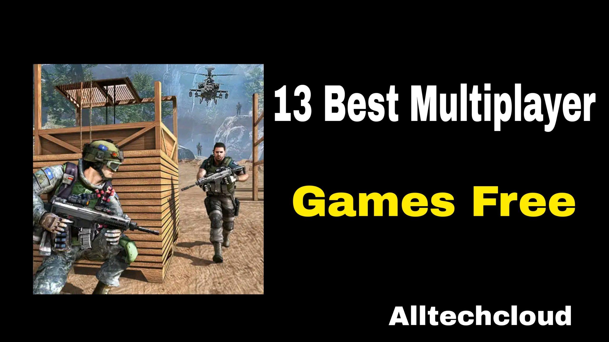 13 Best Multiplayer Games Free Download November 2021