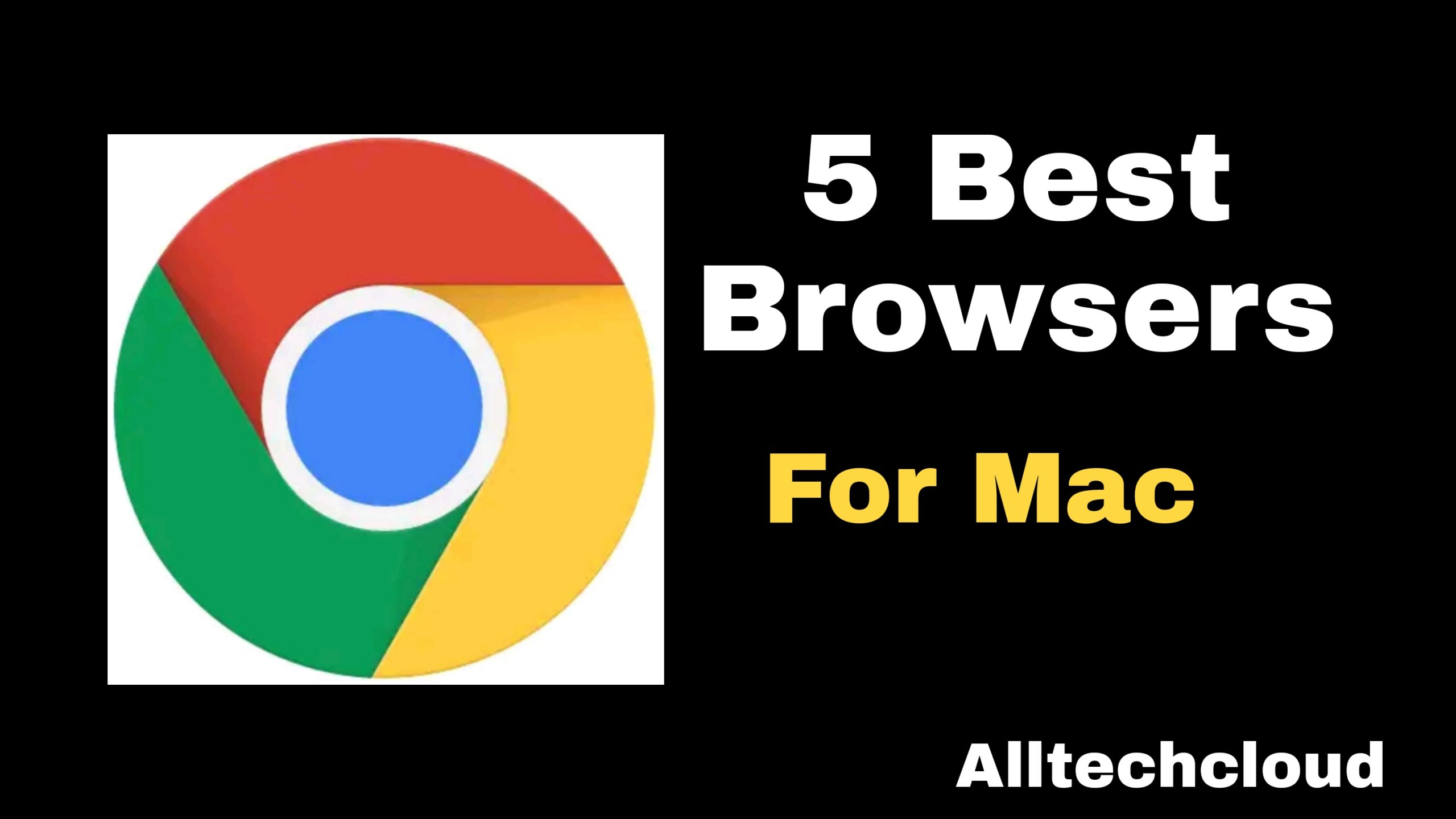 5 Best Browser For Mac You Should Use in 2021 (Just Updated Post)