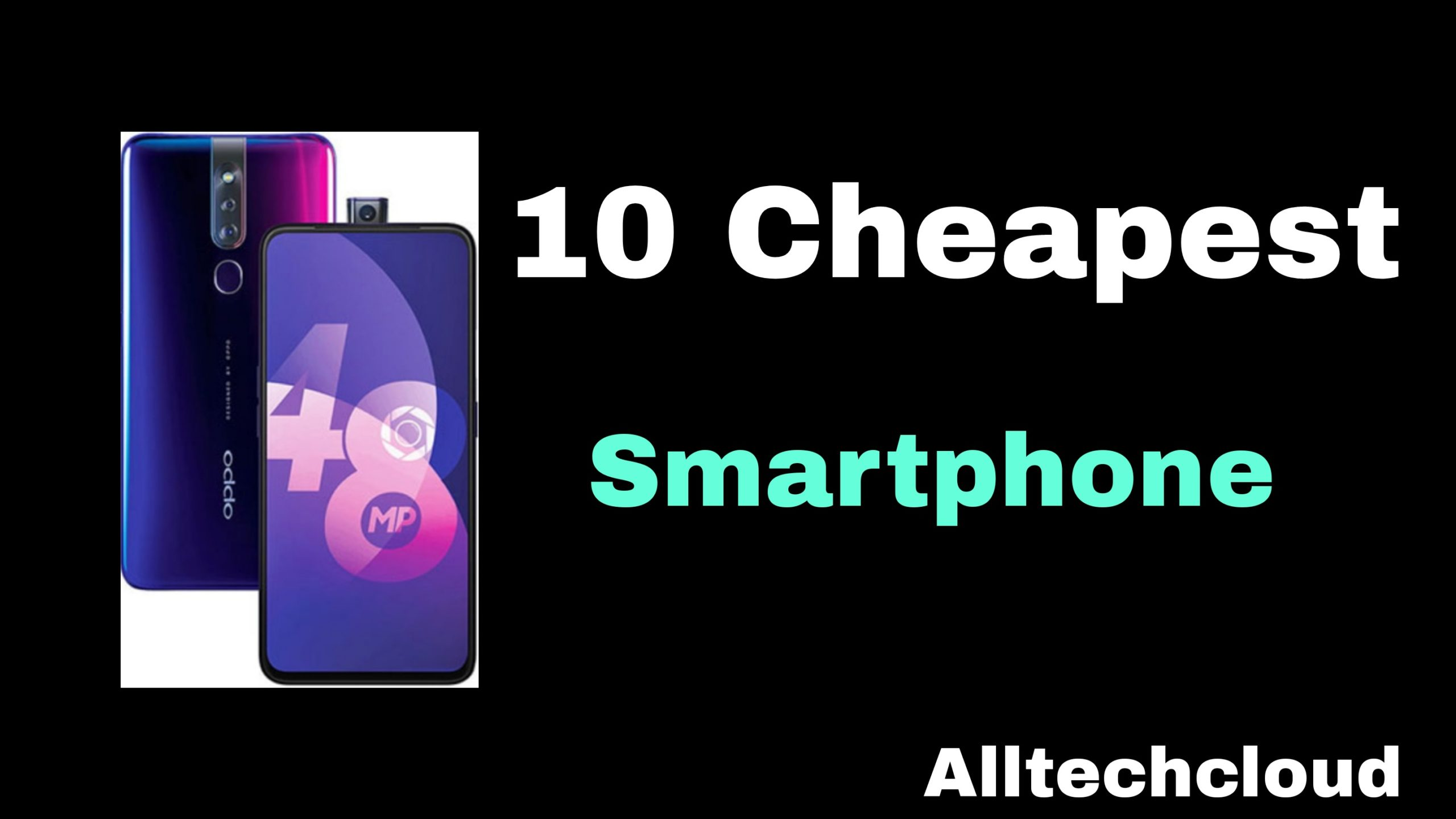 10 Cheapest Best Smartphone 2021 in The World