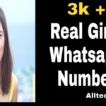 Real Girls WhatsApp Numbers List For Friendship