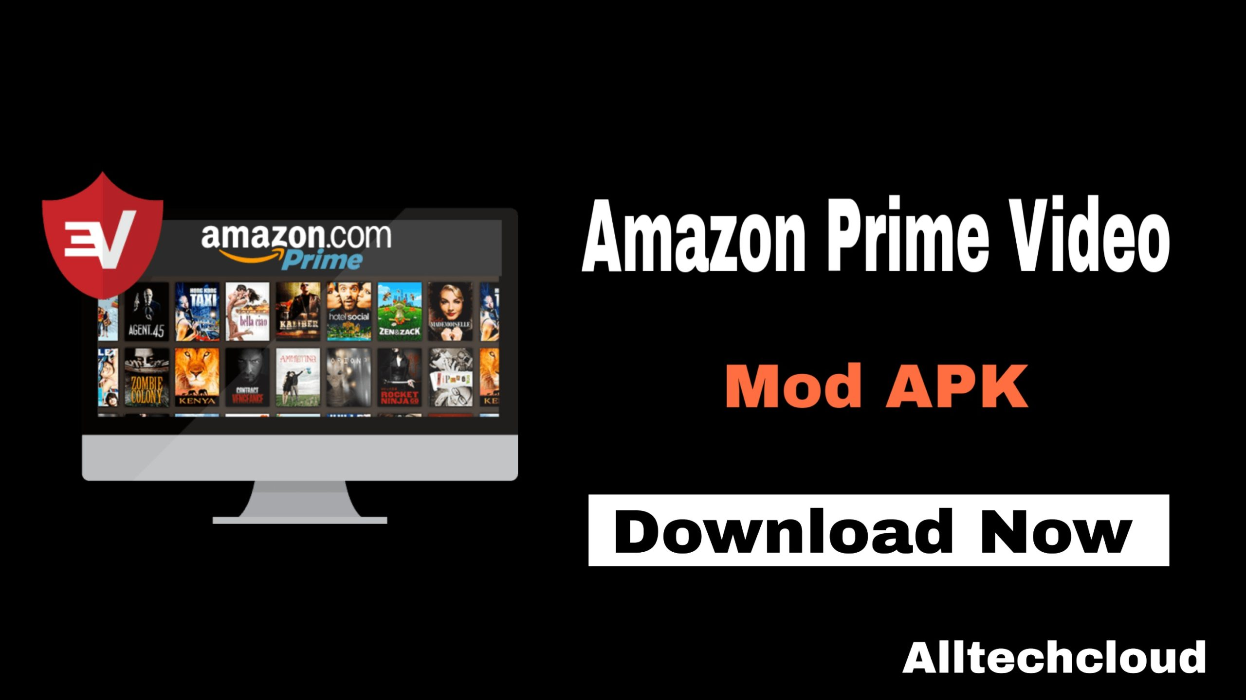 Amazon Prime Video MOD APK v3.0.294.10147 [Ads Free] 2021