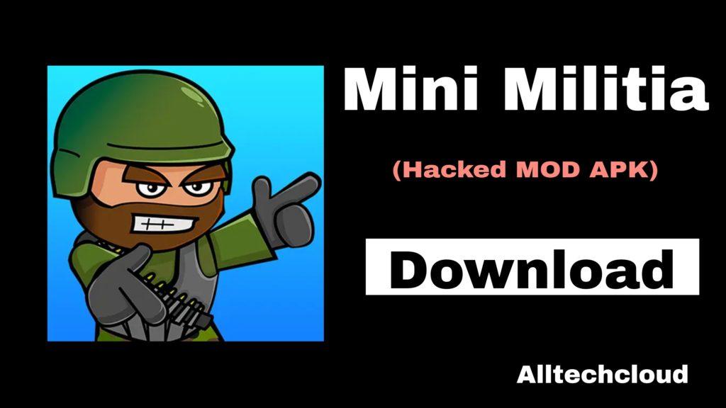 mini militia Mode APK