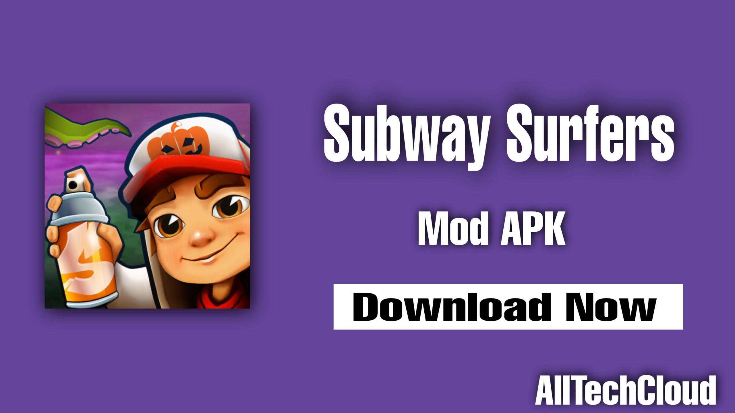 Subway Surfers Mod APK v2.19.1 Download (Unlimited Coins/Keys)