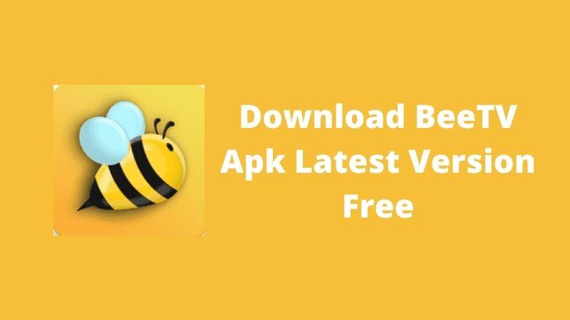 BeeTV APK (v2.8.6) – Download [Direct UPDATED VERSION] 2021